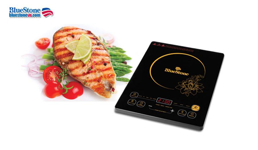Bếp từ BlueStone ICB-6627 được sản xuất trên dây truyền công nghệ hiện đại