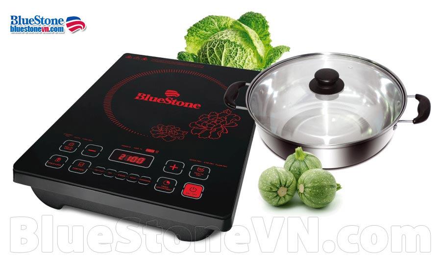 Bếp từ Bluestone ICB-6667 cao cấp công suất lớn bảo hành lâu nấu nhanh