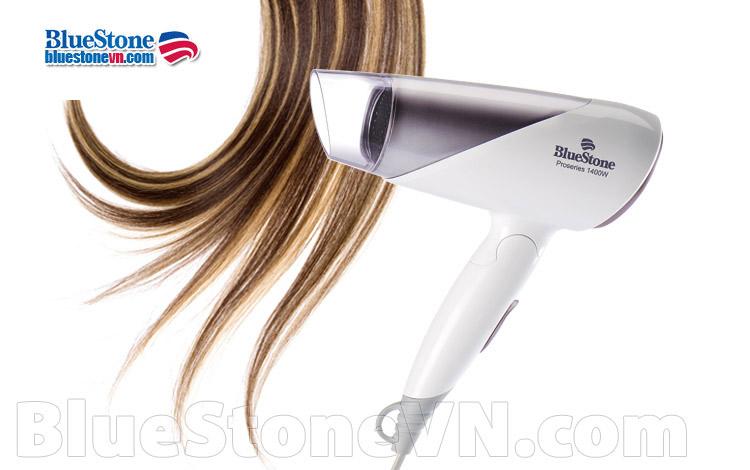 Máy sấy tóc Bluestone HDB-1858P công suất lớn