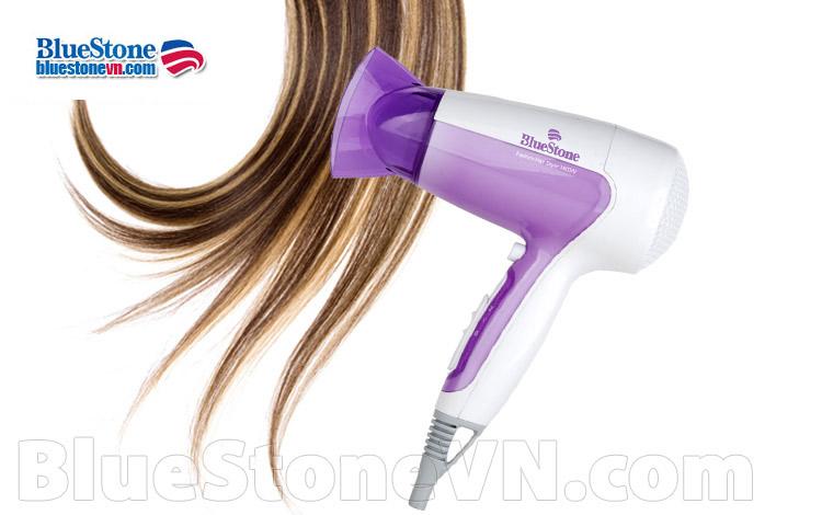 Máy sấy tóc Bluestone HDB-1835V trẻ trung