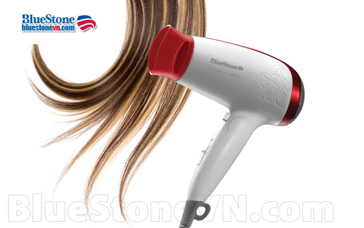 Máy sấy tóc Bluestone HDB-1853R có thể sấy tạo kiểu