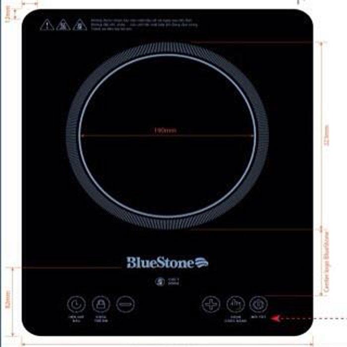 Bếp hồng ngoại BlueSone CCB 6735 cao cấp, có vòng nhiệt rộng tiết kiệm thời gian nấu, ngoài ra còn có chế độ khóa trẻ em rât an toàn.