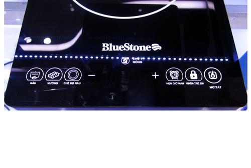 Bếp hồng ngoại bluestone có điều khiển cảm ứng, dễ dàng sử dụng