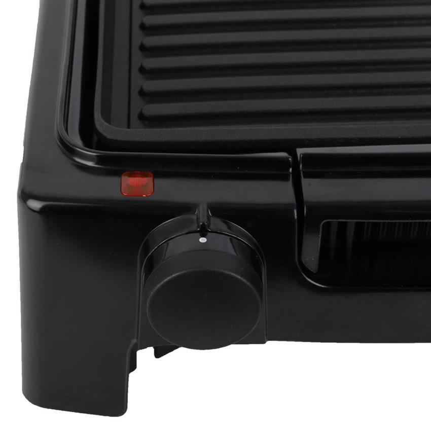 Bếp nướng điện BlueStone EGB 7418 điều chỉnh nhiệt bằng núm vặn tiện dụng