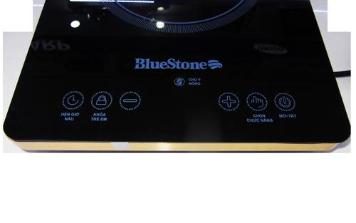 Bếp hồng ngoại BlueStone CCB 6735 có điều khiển cảm ứng dễ dàng sử dụng