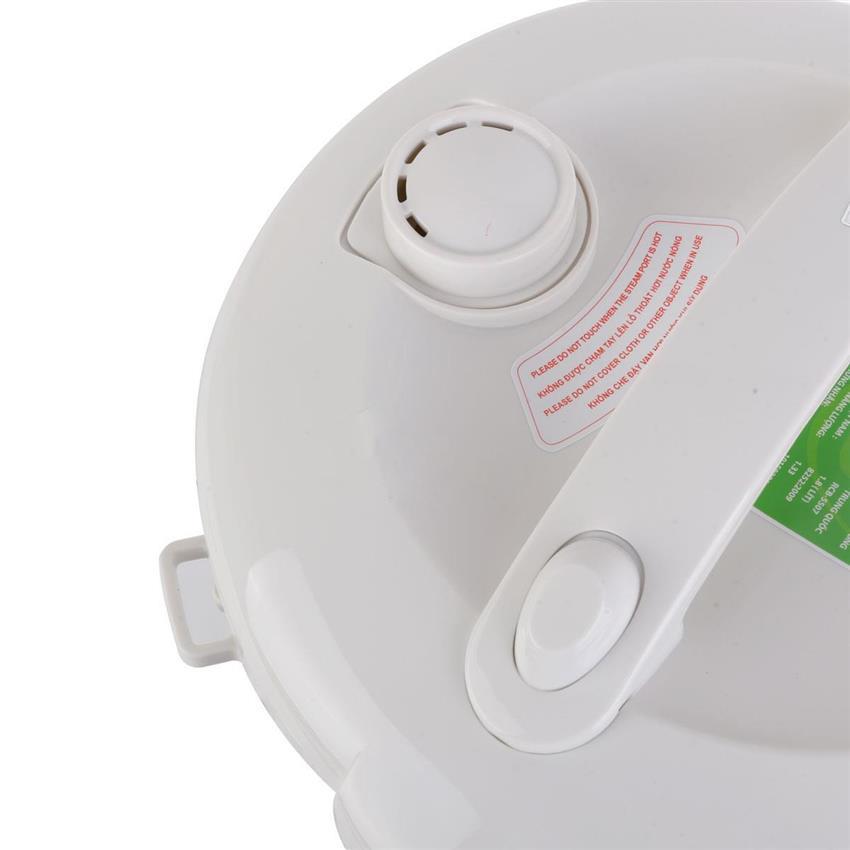 Nút thoát hơi của nồi có thể tháo rời vệ sinh dễ dàng, tiên ích