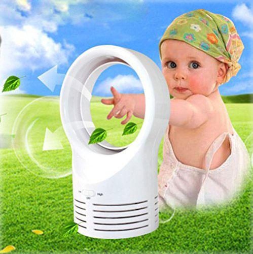 Quạt điều hòa tốt cho sức khỏe của trẻ nhỏ