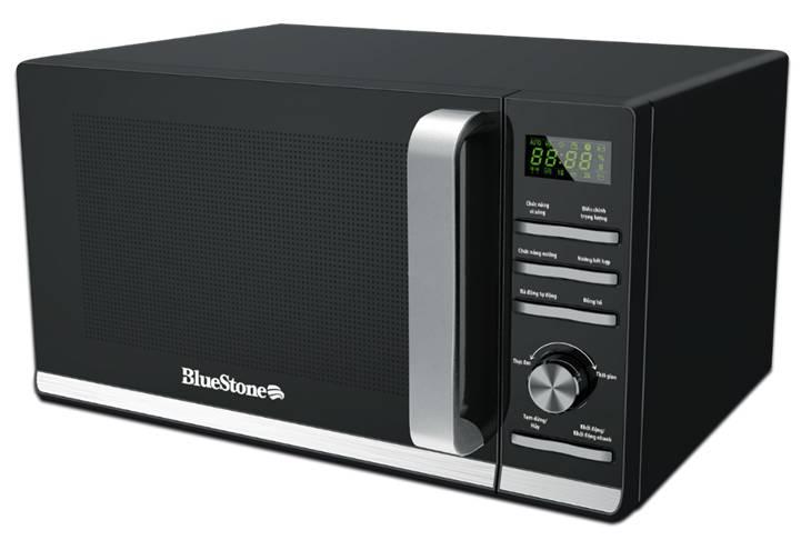 Lò vi sóng BlueStone MOB 7755 thể tích 25 Lít đa chức năng dạng điện tử