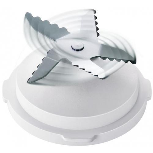 Lưỡi dao của máy sa sinh tố được làm từ thép không gỉ 304 không thôi nhiễm các chất độc hại an toàn tuyệt đối cho sức khỏe