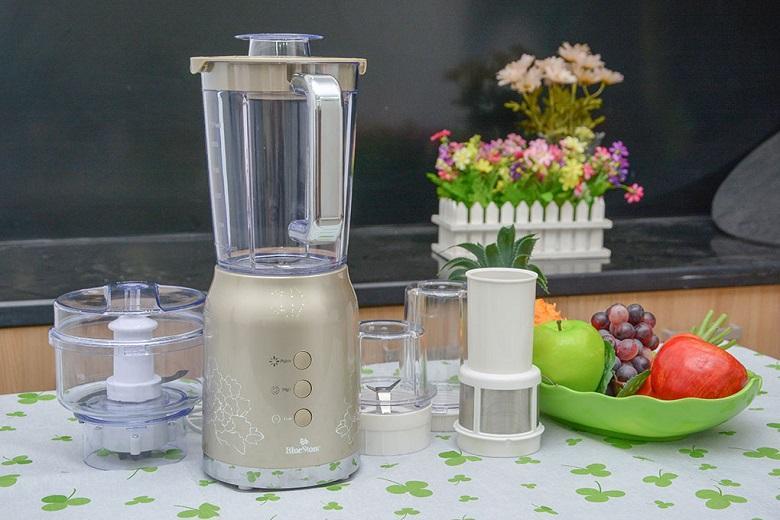 Máy xay sinh tố là sản phẩm chăm sóc nhà bếp đang được nhiều người tìm mua nhiều nhất