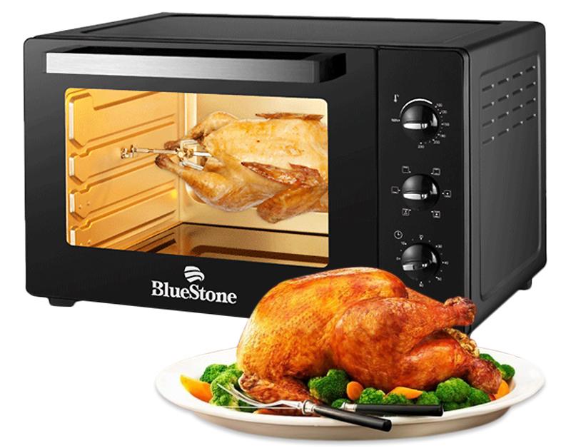 Với lò nướng BlueStone giúp bạn chế biến được nhiều món ăn ngon cho cả gia đình mà không tốn nhiều thời gian