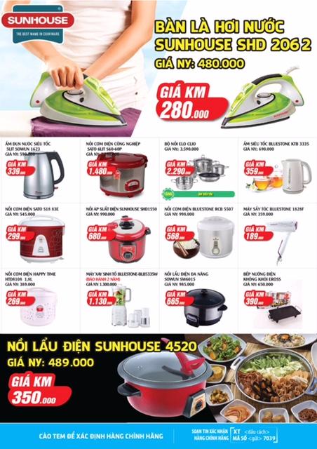 Việt Mart giảm giá rất nhiều sản phẩm lên đến 30% giúp bạn có cơ hội mua được rất nhiều sản phẩm cao cấp, chất lượng tốt cùng nhiều quà tặng hấp dẫn