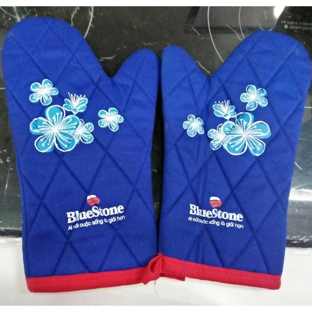 Găng tay chống nóng BlueStone sử dụng cho lò nướng, lò vi sóng
