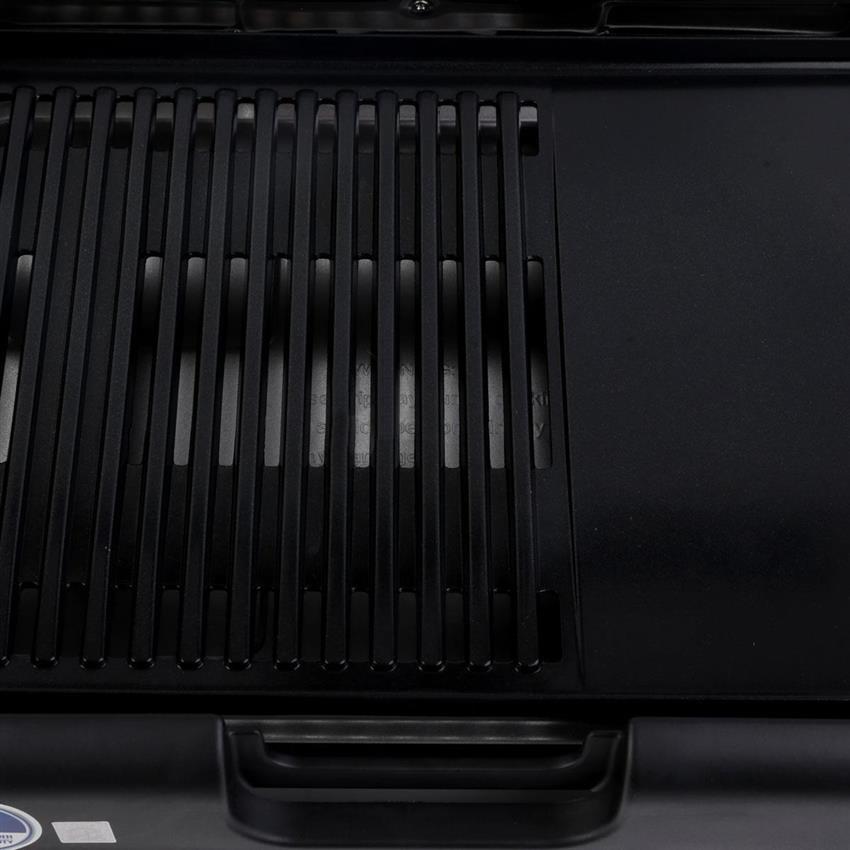 Mặt bếp nướng được phủ chống dính cao cấp Ceramic an toàn tuyệt đối cho sức khỏe