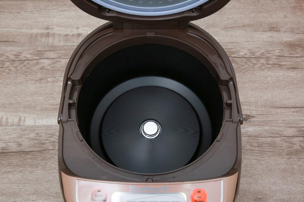 Nồi cơm điện BlueStone RCB-5936 mâm nhiệt dày nấu cơm 3D