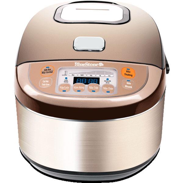 Nồi cơm điện tử BlueStone RCB-5936 sử dụng công suất nấu là 860W