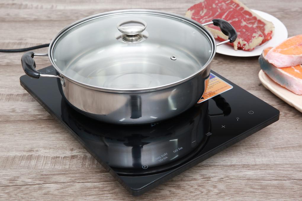 Bếp từ BlueStone chất lượng tốt, sang trọng và hiện đại