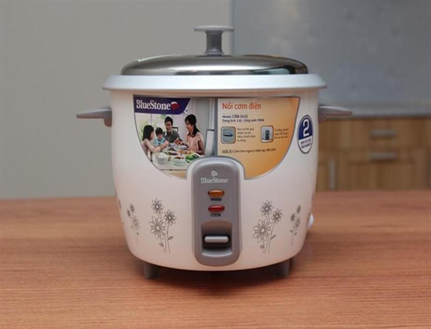 Nôi cơm điện BlueStone CRB-5415 chất lượng tốt