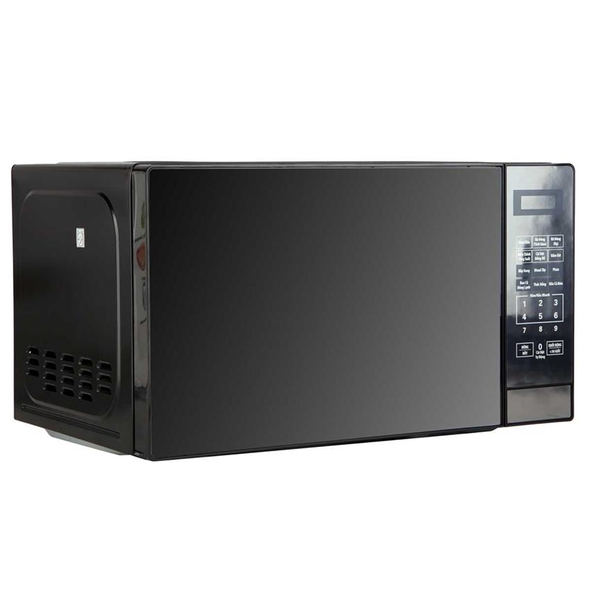 Lò vi sóng điện tử BlueStone MOB-7819 có cửa thoát nhiệt bên hông tiện dụng