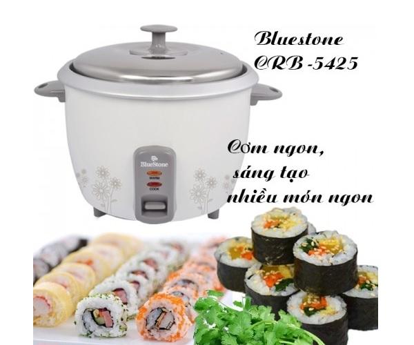 Nồi cơm điện BlueStone CRB-5425 2,2L nắp rời, nấu cơm ngon