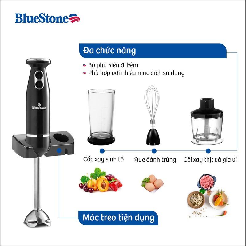 Máy xay cầm tay BlueStone BLB-5251 đa chức năng