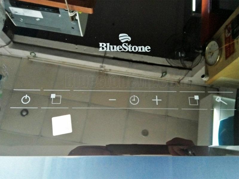 Bếp từ đôi Bluestone ICB-6818 giá rẻ nhất - Vùng điều khiển