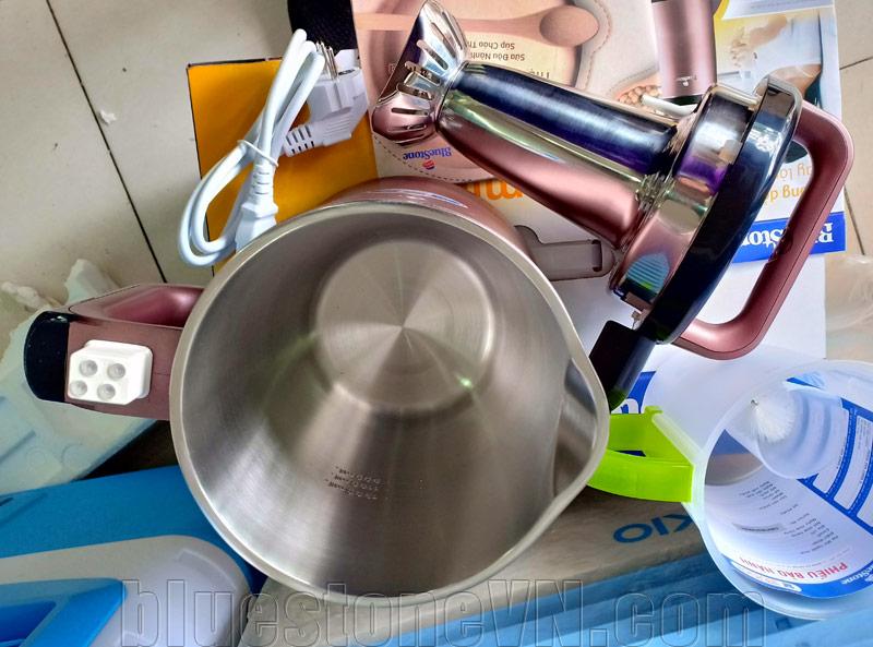 Chi tiết máy làm sữa đậu nành Bluestone SMB-7393